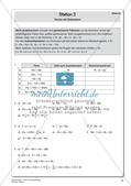 Terme und Gleichungen Preview 16