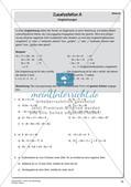 Terme und Gleichungen Preview 20