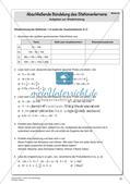 Terme und Gleichungen Preview 23