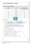 Terme und Gleichungen Preview 24