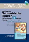 Geometrische Figuren Preview 1