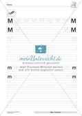 Der Buchstabe M/m Preview 6