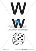 Der Buchstabe W/w Preview 4