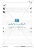 Der Buchstabe N/n Preview 6