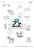 Der Buchstabe Z/z Preview 7