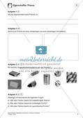 Oberfläche und Volumen: Prisma und Zylinder Preview 4