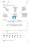 Oberfläche und Volumen: Prisma und Zylinder Preview 5