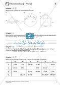 Oberfläche und Volumen: Prisma und Zylinder Preview 9