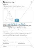 Oberfläche und Volumen: Pyramide, Kegel, Kugel Preview 10