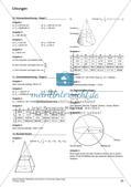 Oberfläche und Volumen: Pyramide, Kegel, Kugel Preview 22