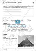Oberfläche und Volumen: Pyramide, Kegel, Kugel Preview 5