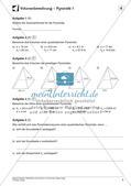Oberfläche und Volumen: Pyramide, Kegel, Kugel Preview 7