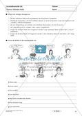 Lernzielkontrollen Klasse 8: Sprache untersuchen und Zeichensetzung Preview 7