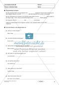 Lernzielkontrollen Klasse 8: Sprache untersuchen und Zeichensetzung Preview 8