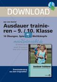 Ausdauertraining - Methodensammlung Preview 1