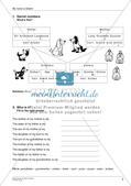 Wortschatzarbeit: Familie und Zuhause Preview 4