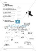 Wortschatzarbeit: Familie und Zuhause Preview 7