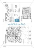 Wortschatzarbeit: Kleider, Farben und Schule Preview 10