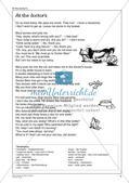 Wortschatzarbeit: Gassi gehen und Arztbesuch Preview 6
