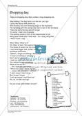 Wortschatzarbeit: Einkaufen und Bauernhof Preview 3