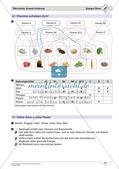 Gesunde Ernährung: Einfaches Niveau Preview 28