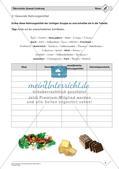 Gesunde Ernährung: Einfaches Niveau Preview 6
