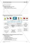 Gesunde Ernährung: Einfaches Niveau Preview 8