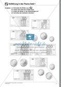 Inklusionsmaterial: Geld Preview 9