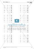 Lernfortschrittsdiagnose: Einmaleins Preview 15