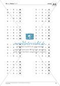 Lernfortschrittsdiagnose: Einmaleins Preview 18