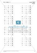 Lernfortschrittsdiagnose: Einmaleins Preview 19