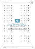 Lernfortschrittsdiagnose: Einmaleins Preview 21