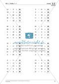 Lernfortschrittsdiagnose: Einmaleins Preview 23