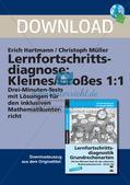 Lernfortschrittsdiagnose: Einsdurcheins Preview 1