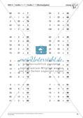 Lernfortschrittsdiagnose: Großes Einmaleins und Einsdurcheins Preview 21