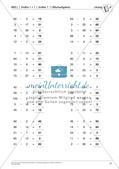 Lernfortschrittsdiagnose: Großes Einmaleins und Einsdurcheins Preview 23