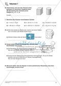 Körperberechnungen: Zylinder Preview 19
