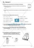 Körperberechnungen: Zylinder Preview 21