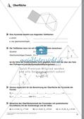 Körperberechnungen: Pyramide Preview 15