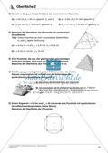 Körperberechnungen: Pyramide Preview 17