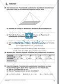 Körperberechnungen: Pyramide Preview 18