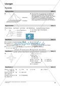 Körperberechnungen: Pyramide Preview 25
