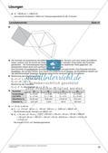 Körperberechnungen: Pyramide Preview 28