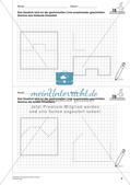 Geometrisches Zeichnen: Flächen Preview 10