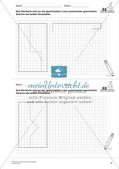 Geometrisches Zeichnen: Flächen Preview 11