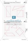 Geometrisches Zeichnen: Flächen Preview 18