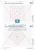 Geometrisches Zeichnen: Flächen Preview 19