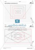 Geometrisches Zeichnen: Flächen Preview 20