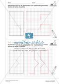 Geometrisches Zeichnen: Flächen Preview 22