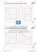 Geometrisches Zeichnen: Flächen Preview 23